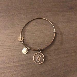 Alex and Ani S Bracelet